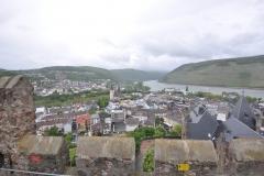 Blick vom Turm nach Kaltnaggisch