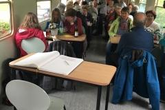 Empfang im Grünen Klassenzimmer